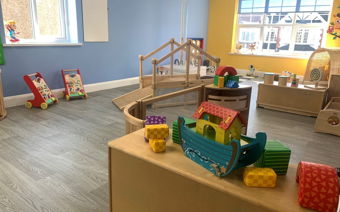 New Baby Room for Wanstead Village